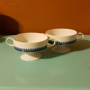 Rosenthal Germany Dessert Cups
